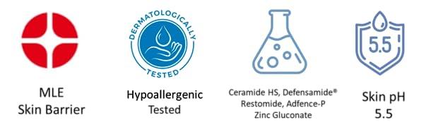 Zeroid,  Soothing, intensive, Pimprove, dermanewal, rootheal, biotin,
