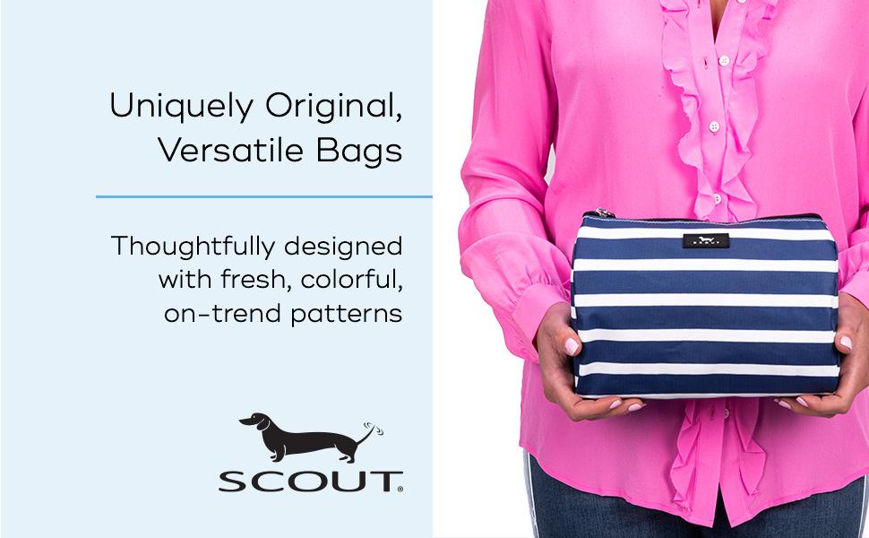 Uniquely Original, Versatile Bags