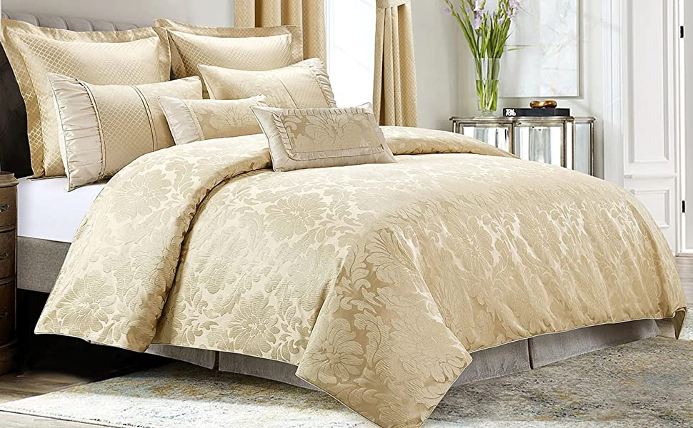 Comforter Not Included