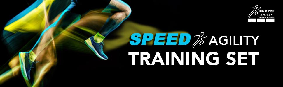 Big B Pro Agility Training Set
