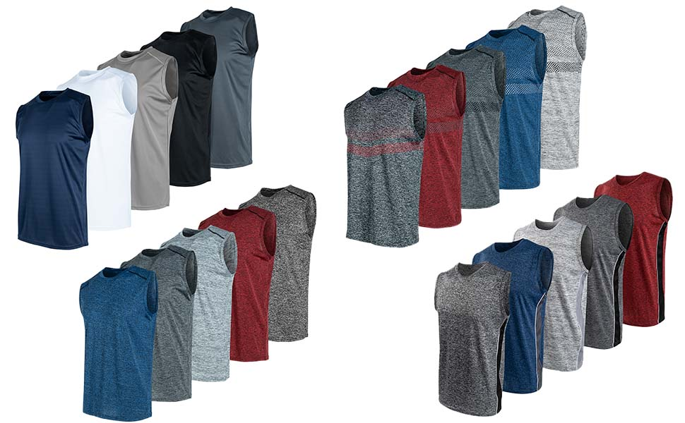 Ultra Performance Muscle Tee 5 Pack