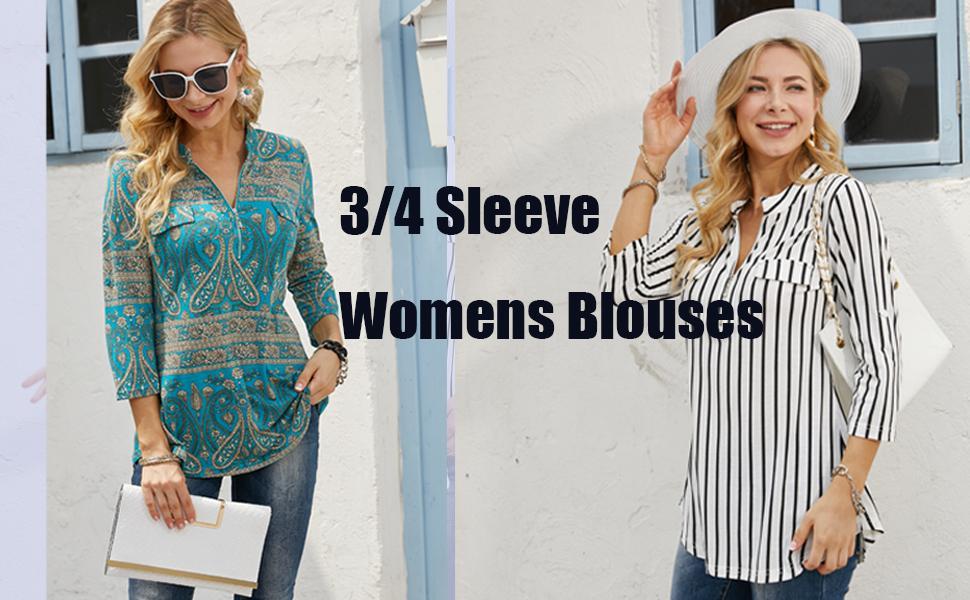 womens tops blouses tunics