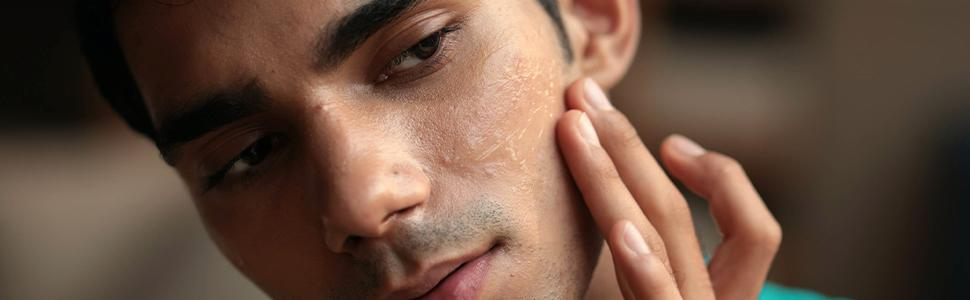No more frequent face cleansing. Stay matte and fresh for upto 6 hours.