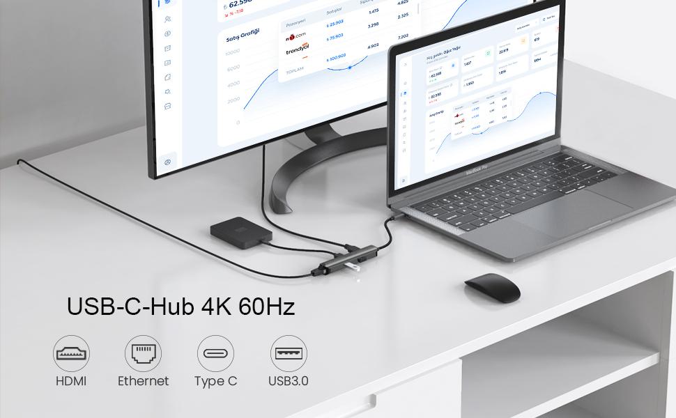 hub usb c usb 3 typ c hub adapter typ c hub macbook typ c hub displayport smartphone typ c hub 2021