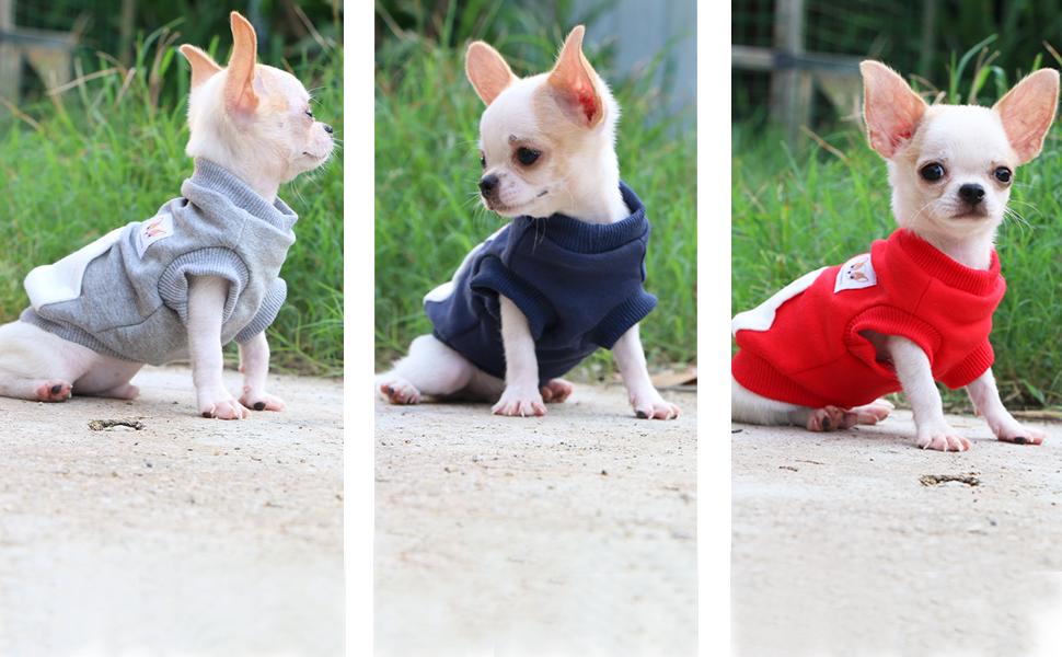 Lophipets dog sweatshirts