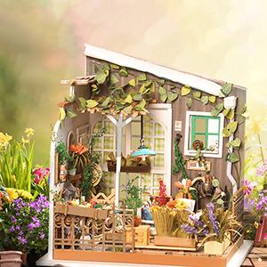 Miller's Garden -- Miniature Dollhouse Kit