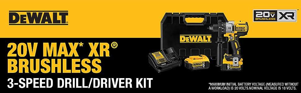 3 speed drill driver