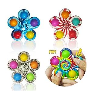 pop it fidget spinner toys