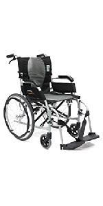 ergo flight, light wheelchair, wheelchair, ergonommic wheelchair, karman, wheelchairs, 19.8 pounds