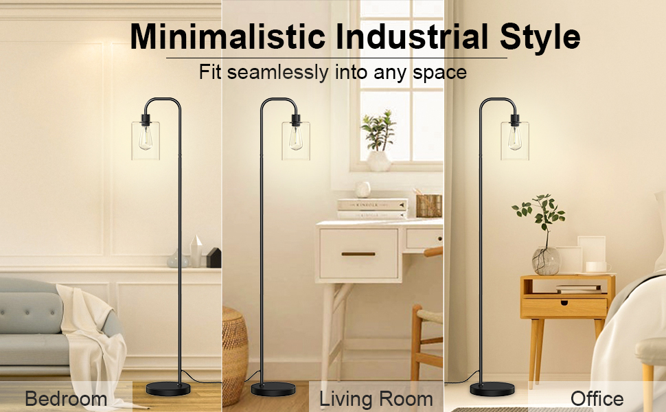 Minimalist Industrial Style fit for your room