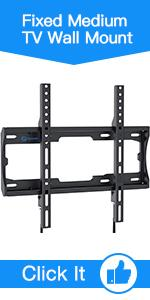 Fixed Medium TV Wall Mount