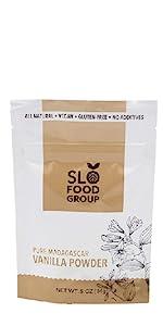 Vanilla Extract, Slofoodgroup