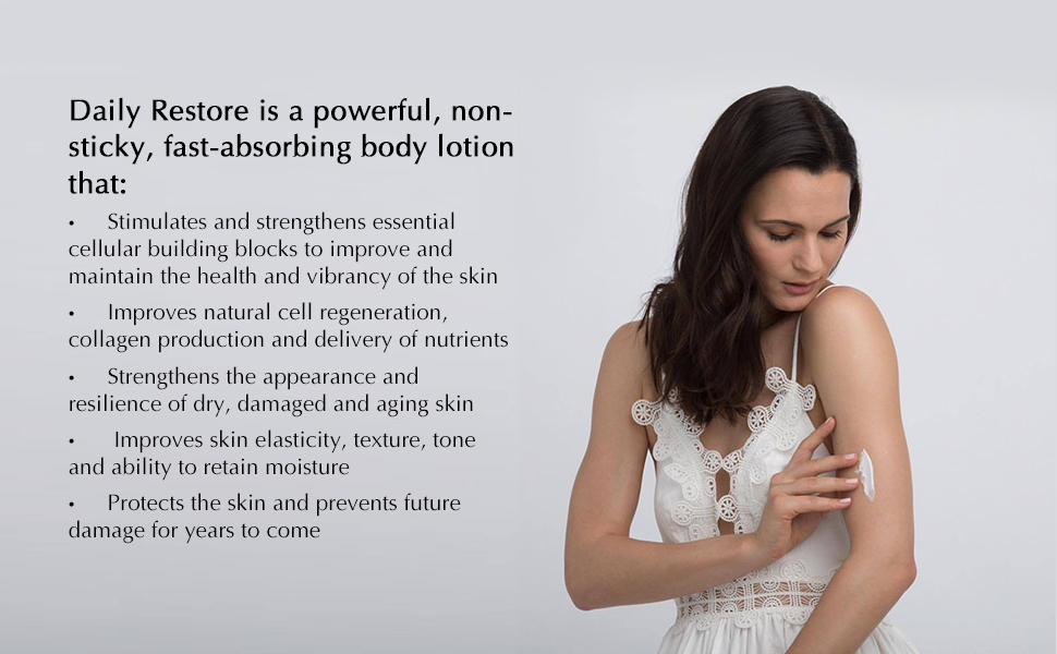 daily restore skin clinical