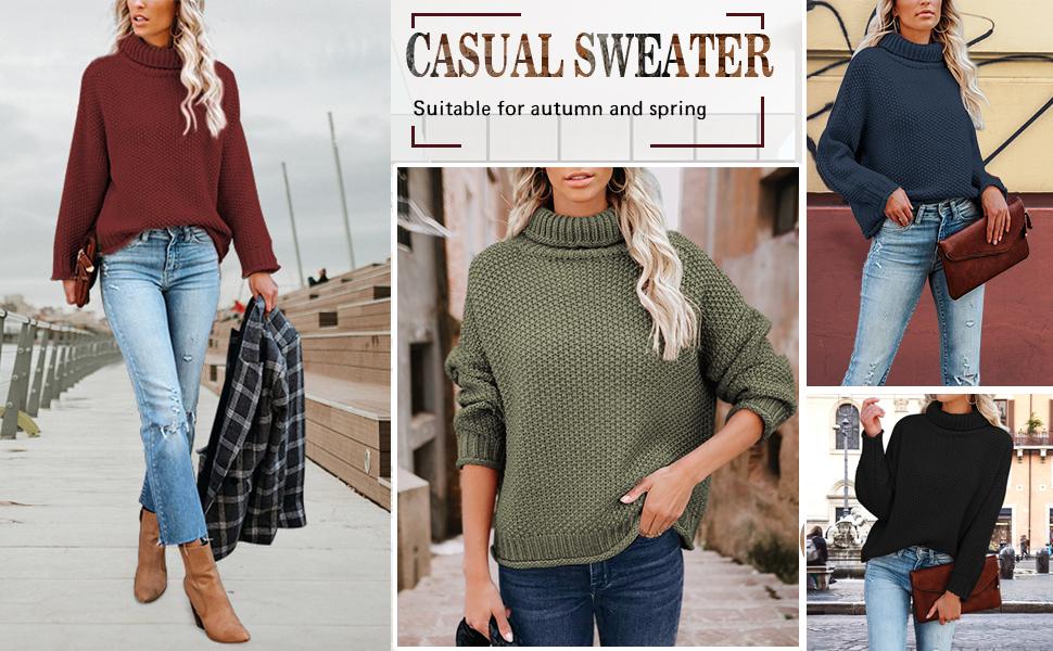 women long sleeve sweaters