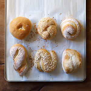 The First-time Bread Baker: A beginner's guide to baking bread at home by Emmanuel Hadjiandreou