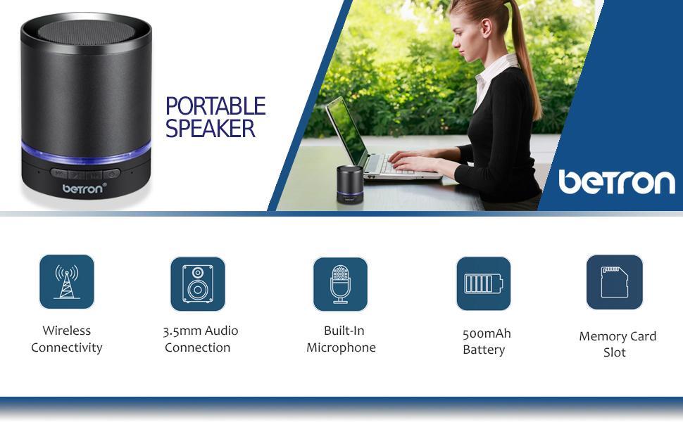 Betron a3 wireless speaker