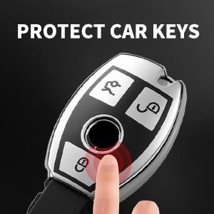 mercedes benz key cover