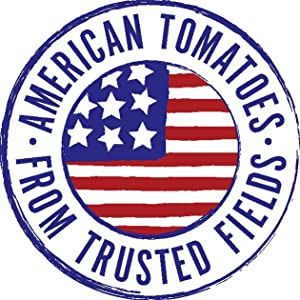 First Field Trusted American Tomatoes