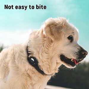 Not easy to bite