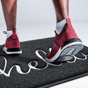 Durable and beautiful Doormat