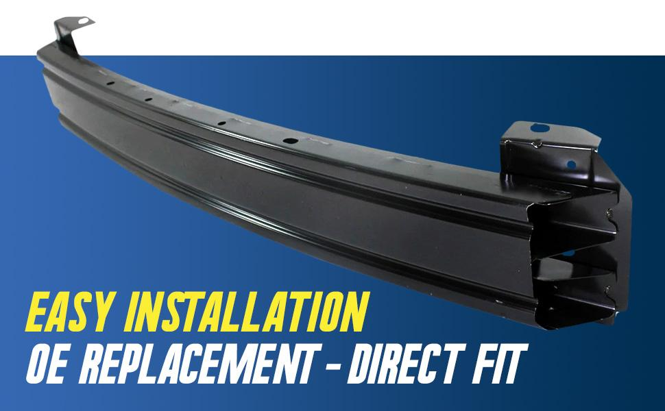OE Replacement direct fit, easy installation