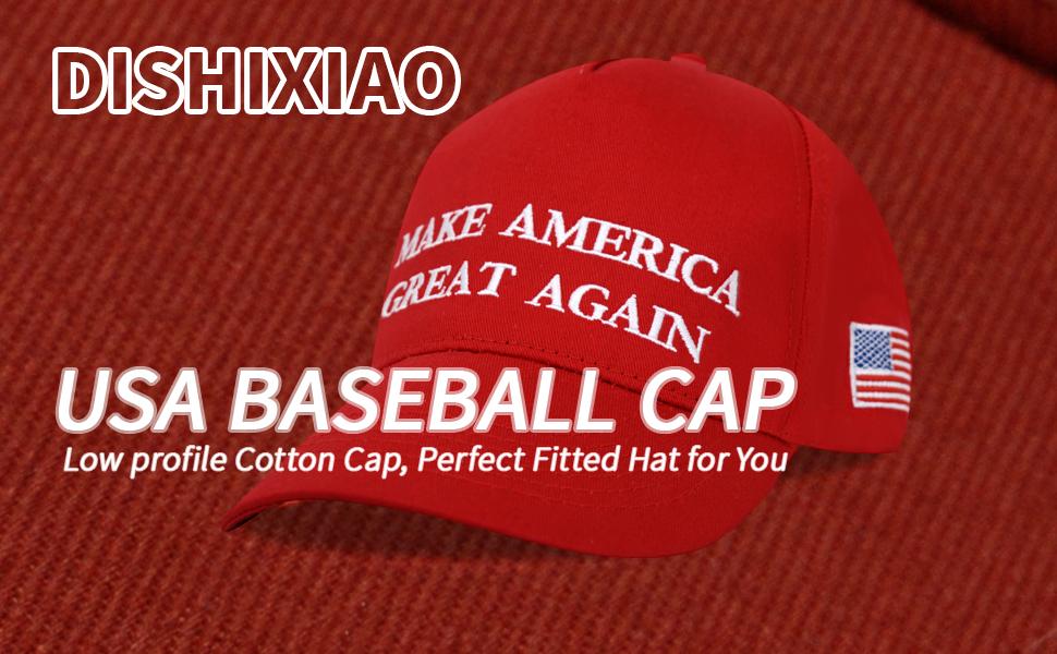 MAGA baseball cap