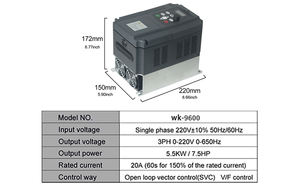 Frequency Drive VFD