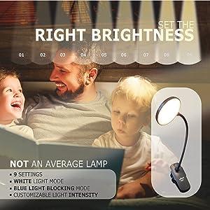 Set the Right Brightness