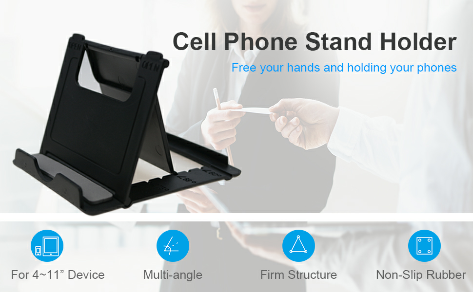 cell phone stand holder for desk phone stand holder