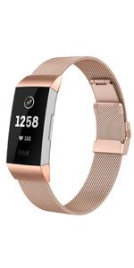 Fitbit Charge 4 Bands/ Fitbit Charge 3 Band / Charge 3 SE Band