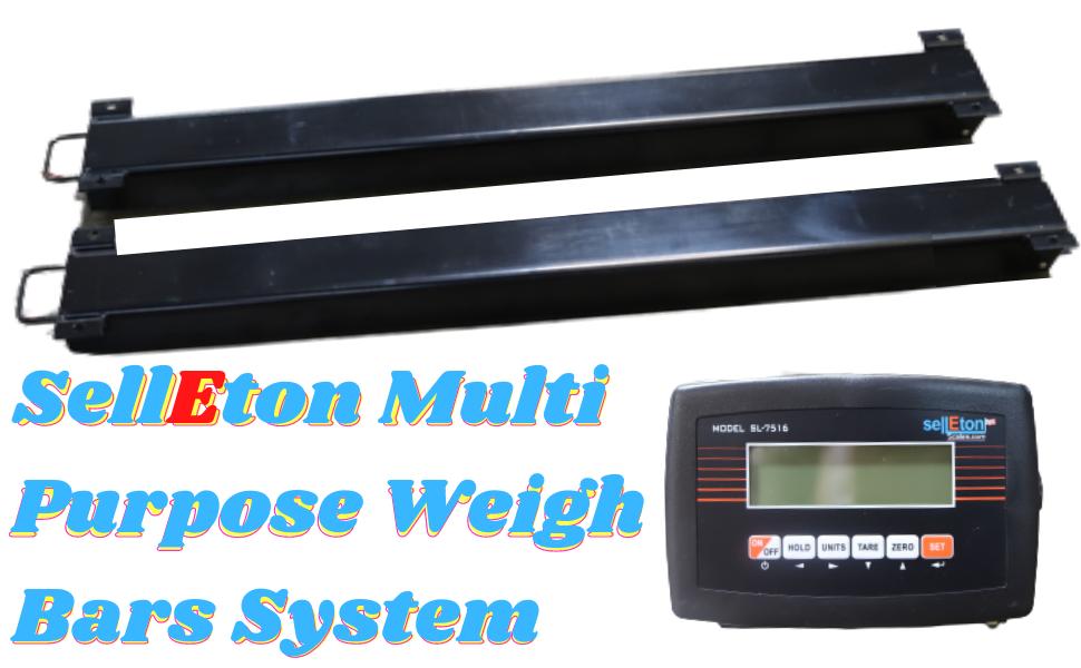 multi purpose weigh bar