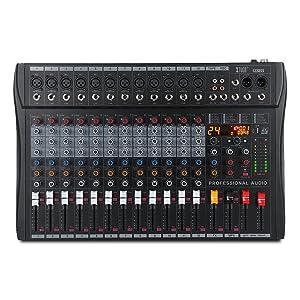 RX120 AUDIO MIXER