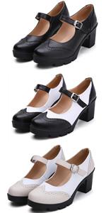 Womenamp;#39;s Platform Dress Shoes Pumps
