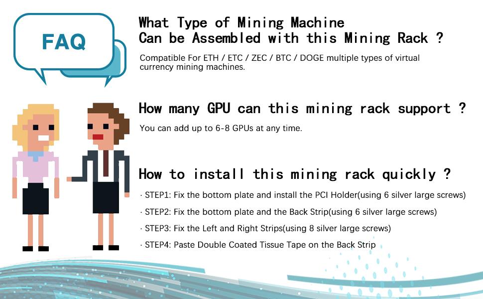 Mining Rig Frame 6