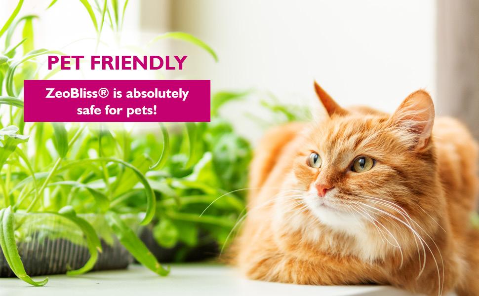 Zeobliss Pet friendly fertilizer