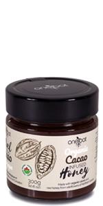 Organic Cacao Honey