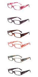 eyeglasses for women blue light readers reading glasses 2.0