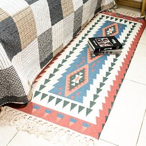 boho bedroom rug