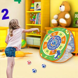 bean bag toss game toys