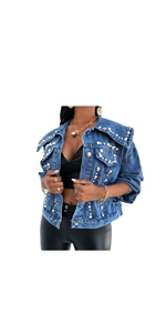 scofeel denim jacket