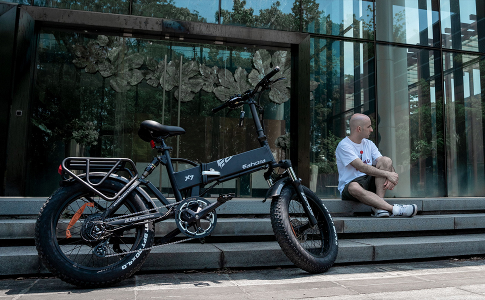 eahora electric bike for adult