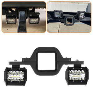 tow hitch lights