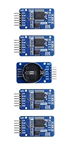 ST1201 5PCS DS3231 AT24C32 IIC RTC Module