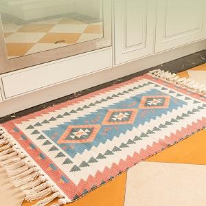 boho area rug