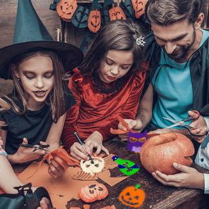 Halloween Wood Cutouts