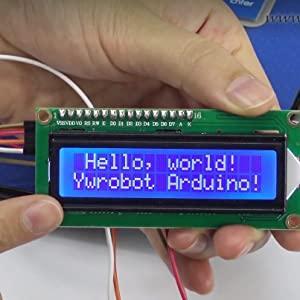 arduino lcd 16x2