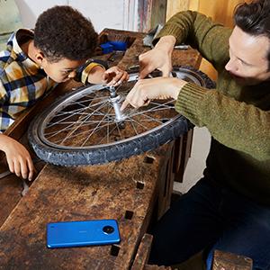 Nokia 1.4 parental controls