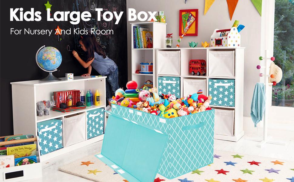 kids toy boxes