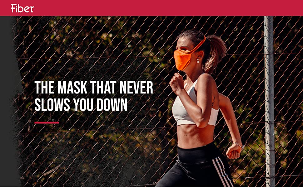 The Mask that never slows you down
