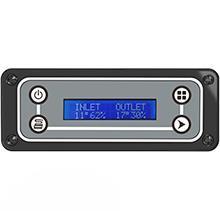 dehumidifier control panel